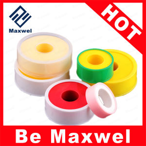 Pipe Thread Sealing Tape/Duct Tape/Electrical Tape/PTFE Tape pictures & photos