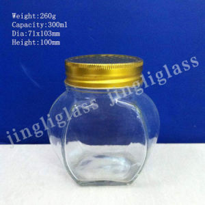 Honey Glass Jar / Jam Glass Jar pictures & photos