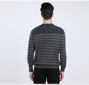 Yak Wool Pullover Round Neck Knitwear/Cashmere Garment/Clothing pictures & photos