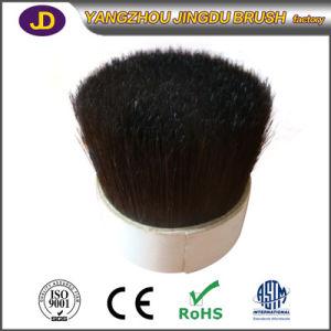 Natural Boiled Black Bristle Manufacturer pictures & photos