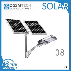100W Solar LED Street Light Split Type pictures & photos