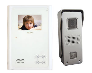 3.8 Hands Free Color Video Door Phone