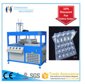 Tray Blister Machine, Tray Suction Machine with Ce Approved pictures & photos