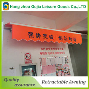Modern Design Remote Control Electric Outdoor Retractable Aluminum Awnings pictures & photos
