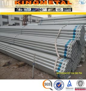 "2"" Sch 40 Hot Hipped Steel Gi Pipe Price List pictures & photos"