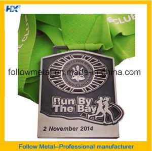 Silver 3D Medal for Souvenir Use pictures & photos