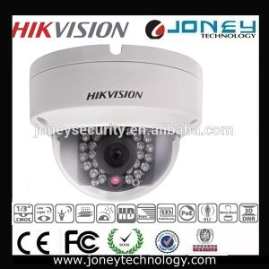Hikvision 3MP IR Dome IP Camera with Poe Function pictures & photos