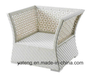 Luxury Top Selling UV-Resistant Hotel Rattan Outdoor Wicker Furniture Garden Sofa Set by Lounge &Handcart (YT398) pictures & photos