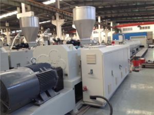 PVC Pipe/U-PVC Tube/Pipe Production Line pictures & photos