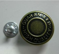 Wholesale Jeans Metal Button pictures & photos