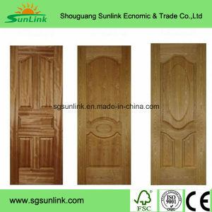 New Design HDF Moulded Door Skins pictures & photos