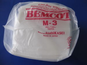 M-3 100% Polyester Cleanroom Wiper pictures & photos