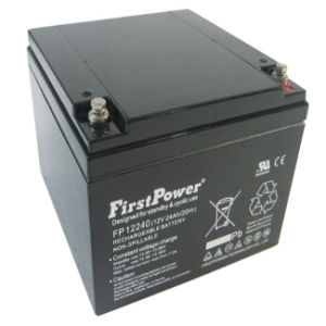 UPS Battery (FP12240) pictures & photos