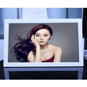 Digital Photo Frame 23.6inch Adversting Player pictures & photos