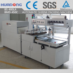 Automatic POF Film L Bar Heat Shrink Packing Machine pictures & photos