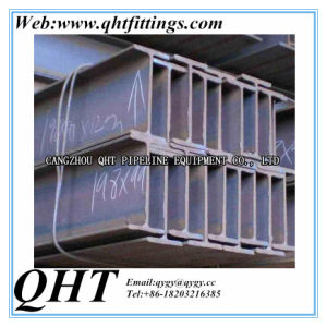 Hot Rolled Galvanized Steel I-Beam (Q345B) pictures & photos