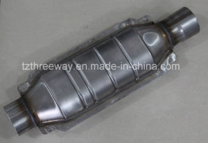 Magnaflow Universal High-Flow Catalytic Converter Oval 20′′ Length-Without Heat Shield pictures & photos