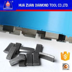 Sharp Diamond Core Drill Segment pictures & photos