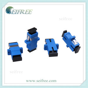 Sc Fiber Optical Cable Connector Adapter pictures & photos