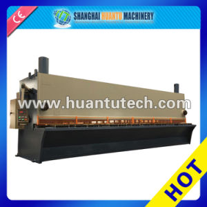 QC12y-10X2500 Hydraulic Shearing Machine Sheet Cutting Machine with Good Price pictures & photos