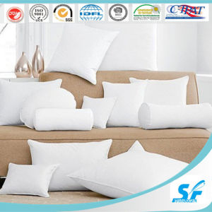 Polyester Feather Filled Pillow Inserts for Hotel pictures & photos