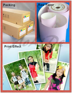 Silver Halid Color Photo Paper pictures & photos