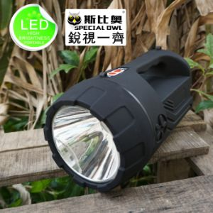 FL-11100, 2W/3W/5W, LED Flashlight/Torch, Rechargeable, Search, Portable Handheld, High Power, Explosion-Proof Search, CREE/Emergency Flashlight Light/Lamp pictures & photos