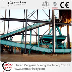 Enclosed Coal Dust Horizontal /Inclined Scraper Chain Conveyor pictures & photos