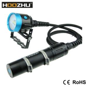 LED Flashlight CREE Xm-L2 LEDs*10 4000lm Hv33 pictures & photos