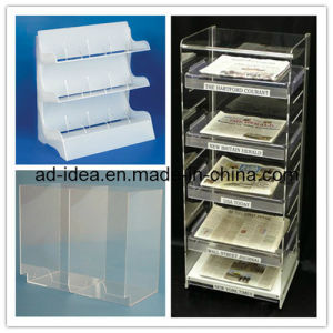 Colorful PMMA Acrylic Display Holders Gift Card Stand pictures & photos