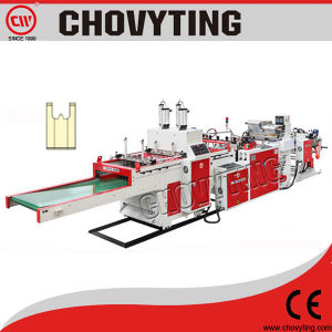 Automatic Shopping Bag Making Machine pictures & photos