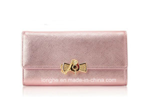 Made in China Manufacturer Fashion New Lady Purses (ZX10134) pictures & photos