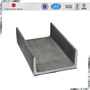 U Channel Shape and JIS, GB Standard U Channel Steel pictures & photos