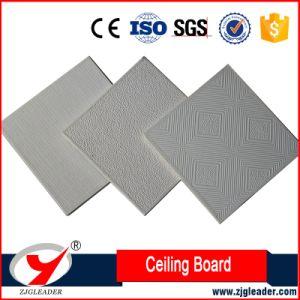 603*603mm PVC Aluminum Foil Ceiling Panel pictures & photos