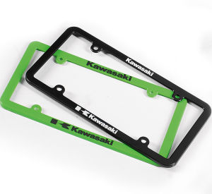 Custom Aluminum Auto Car License Plate Frame Wholesale in China pictures & photos