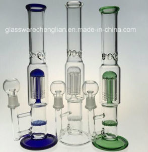 Wholesale Colored Borosilicate Hookah Glass Shisha (BLSY-03) pictures & photos