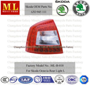 Rear Lamp for Skoda Octavia (OEM Parts No.: 1Z0 945 111) pictures & photos