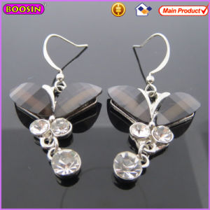 Boosin Fashion Jewelry Crystal Earring (21115) pictures & photos