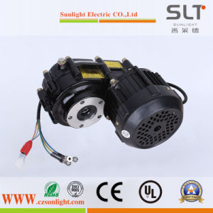 60/72V 2000/5000W DC Electric Switched Reluctance Hub Motor pictures & photos