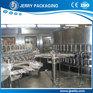 Automatic Water Juice Pet Bottle Bottling Rinsing Filling Capping Equipment pictures & photos