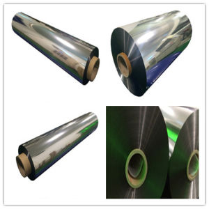 Metallized Pet Film /VMPET for Flexible Packaging &Printing pictures & photos