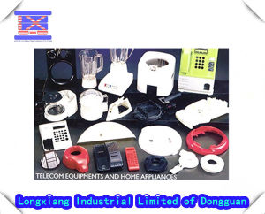 Telecom Equipments and Home Appliances Plastic Parts pictures & photos