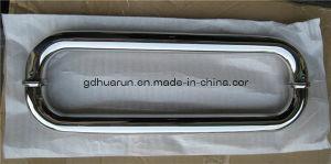 Glass Door Handle /Pull Door Handle (HR-113) pictures & photos