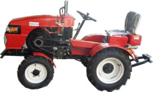 4 Wheel Mini Tractor (SH150 new) pictures & photos