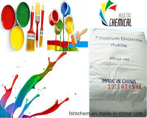 High Whiteness Titanium Dioxide for Paints