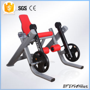 China Supplier Plate Loaded Machine/ ISO-Lateral Leg Curl (BFT-5008) pictures & photos