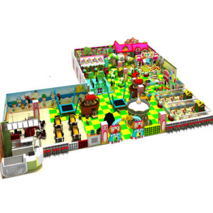 2017 Vasia Candy Theme Children Playground Indoor Equipment pictures & photos