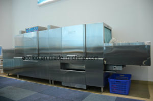 High Capacity Large Commercial Dishwasher pictures & photos
