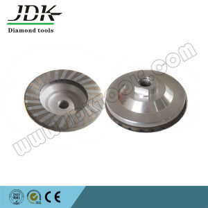 Diamond Cup Wheel Aluminumi Body pictures & photos