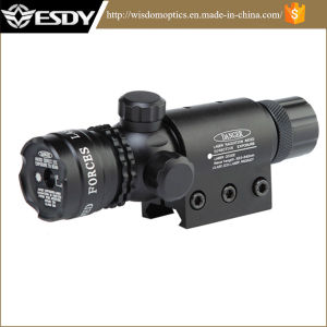 Green Rifle Tactical Green Laser Sight with Pressure Switch and 2 Mounts pictures & photos
